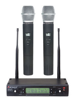 Cordless Microphone Hire